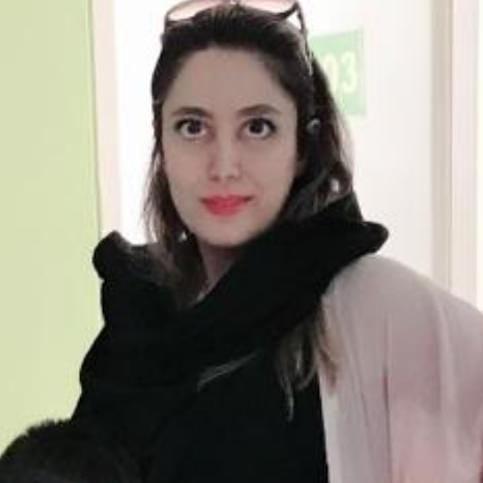 Somayeh Nosrati, siavosh kaviani and Nasim Gazerani