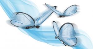 Figure 6 - eMotionButterflies bionic learning network